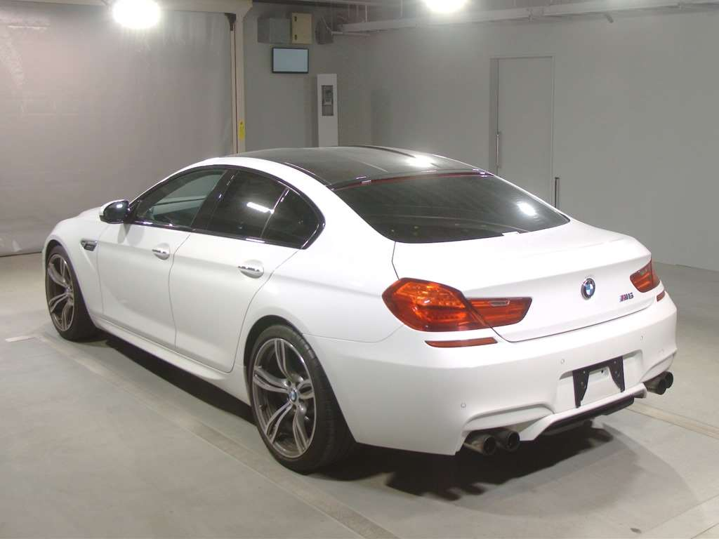 Import and buy BMW M6 2014 from Japan to Nairobi, Kenya