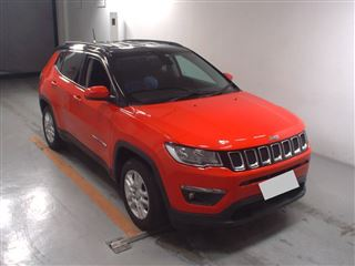 Import and buy JEEP COMPASS 2018 from Japan to Nairobi, Kenya