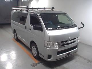 Import and buy TOYOTA REGIUS VAN 2014 from Japan to Nairobi, Kenya