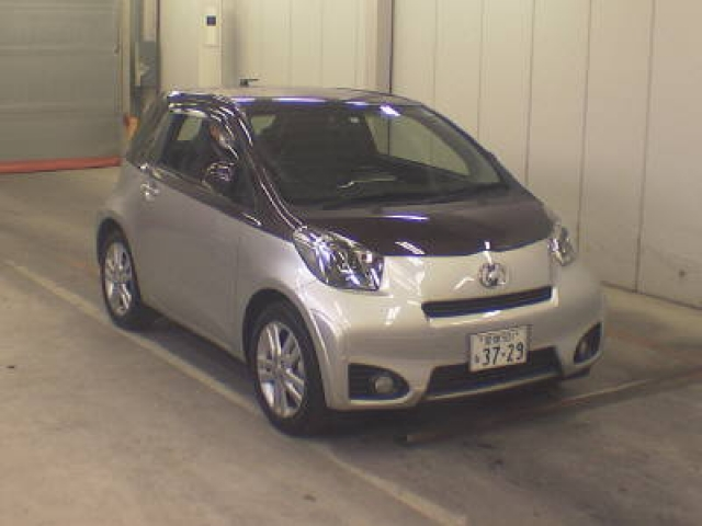 Import and buy TOYOTA IQ 2014 from Japan to Nairobi, Kenya