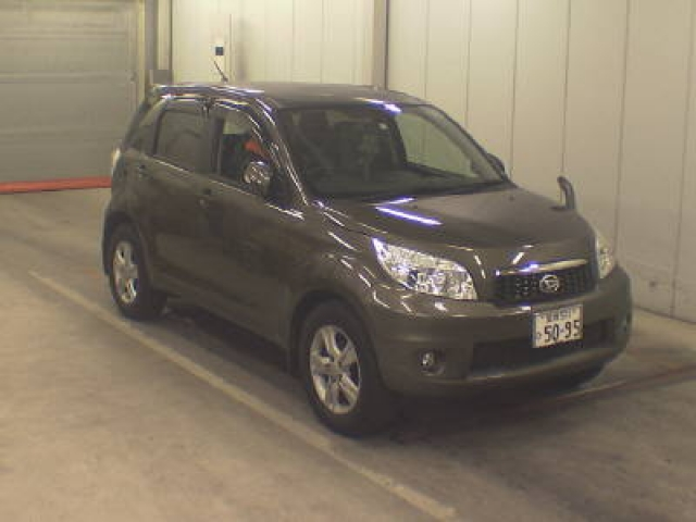 Import and buy DAIHATSU BEGO 2014 from Japan to Nairobi, Kenya