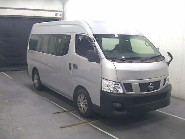 Import and buy NISSAN CARAVAN BUS 2013 from Japan to Nairobi, Kenya