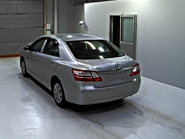 Import and buy TOYOTA PREMIO 2014 from Japan to Nairobi, Kenya