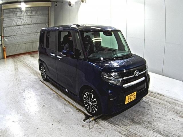 Import and buy DAIHATSU TANTO 2019 from Japan to Nairobi, Kenya