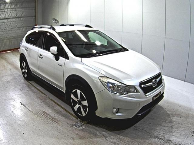 Import and buy SUBARU XV 2014 from Japan to Nairobi, Kenya