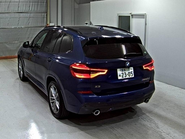 Import and buy BMW X3 2017 from Japan to Nairobi, Kenya