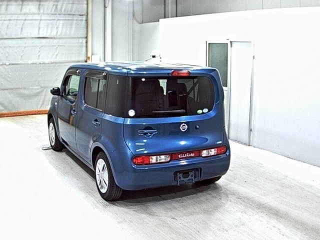 Import and buy NISSAN CUBE 2014 from Japan to Nairobi, Kenya