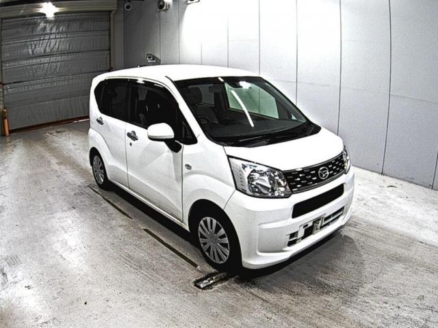 Import and buy DAIHATSU MOVE 2016 from Japan to Nairobi, Kenya