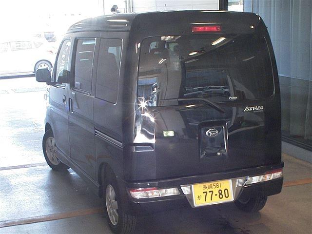 Import and buy DAIHATSU ATRAI 2017 from Japan to Nairobi, Kenya