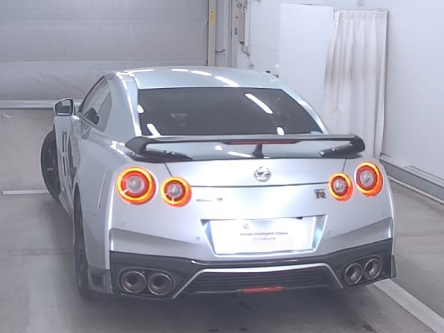 Import and buy NISSAN GT-R 2018 from Japan to Nairobi, Kenya