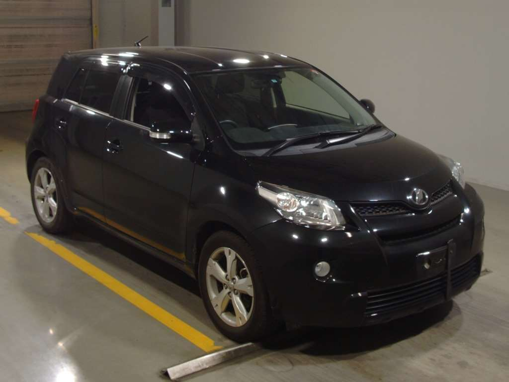 Buy Import Toyota Ist 2012 To Kenya From Japan Auction