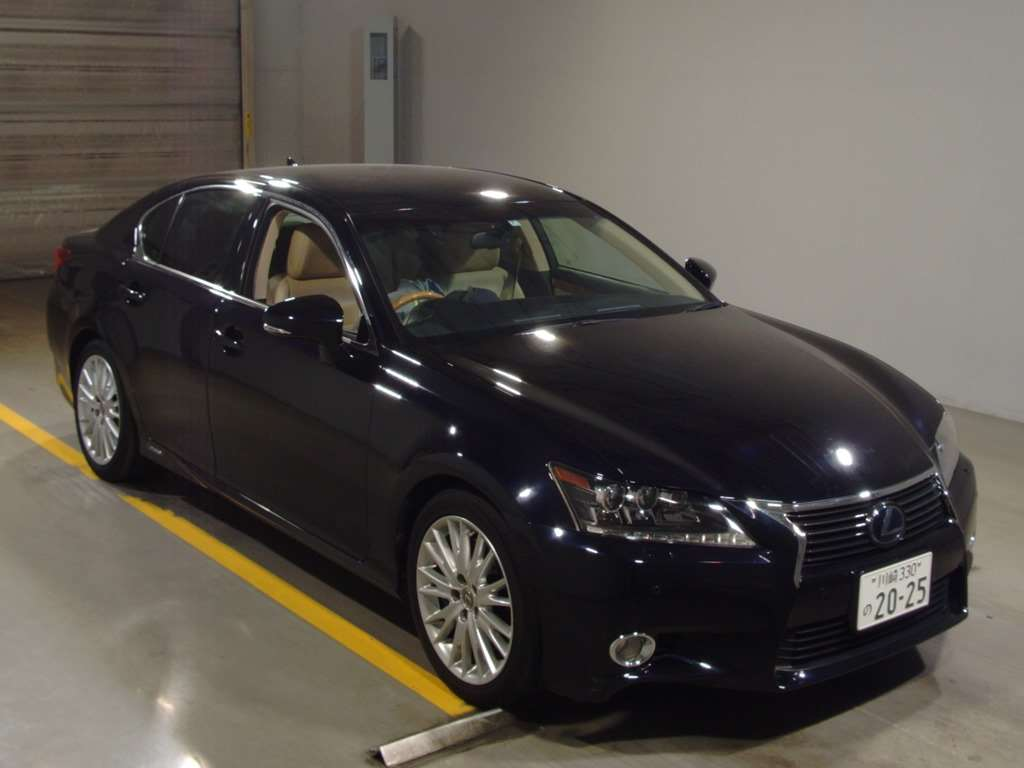 Buy/import LEXUS GS (2012) to Kenya from Japan auction