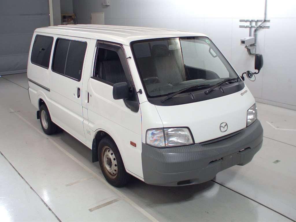 Buy/import MAZDA BONGO VAN (2010) to Kenya from Japan auction