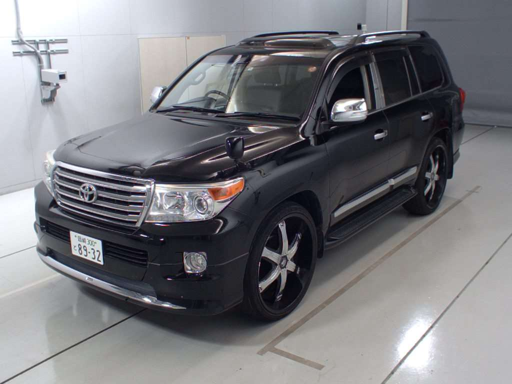 Buy Toyota Land Cruiser 2014 From Japan Auction And Import To Kenya