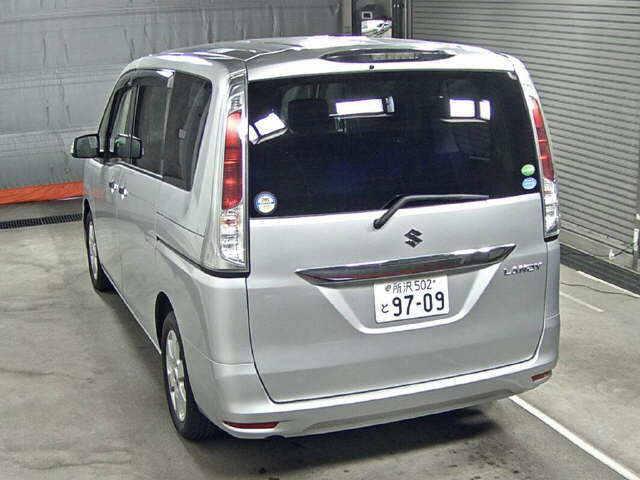 Import and buy SUZUKI LANDY 2014 from Japan to Nairobi, Kenya