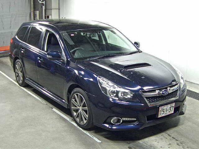 Buy Import Subaru Legacy 2012 To Kenya From Japan Auction