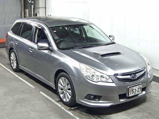 Buy Import Subaru Legacy 2011 To Kenya From Japan Auction