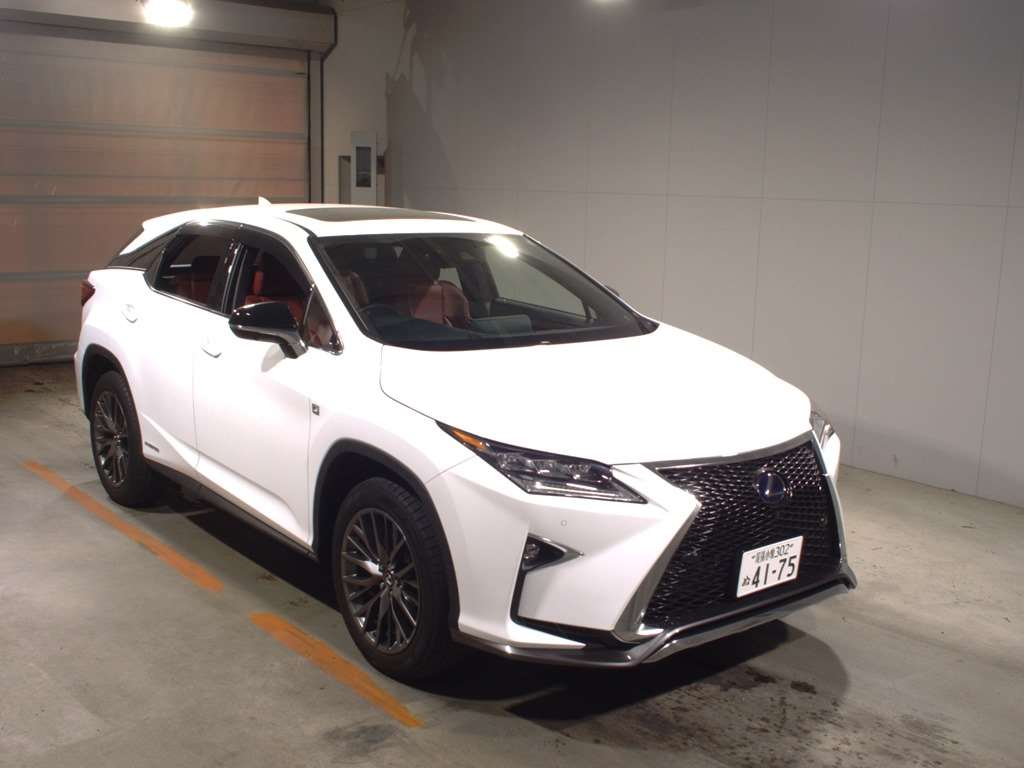 Buy Lexus Rx 2017 From Japan Auction And Import To Kenya