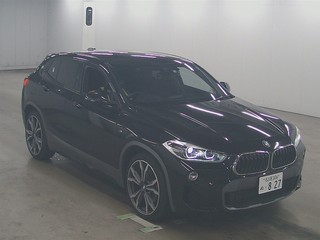 Import and buy BMW X2 2018 from Japan to Nairobi, Kenya