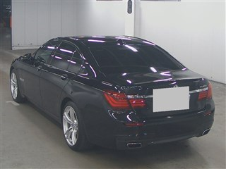 Import and buy BMW 7 SERIES 2014 from Japan to Nairobi, Kenya