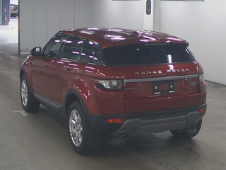 Import and buy LAND ROVER RANGE ROVER EVOQUE 2014 from Japan to Nairobi, Kenya