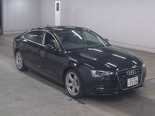 Import and buy AUDI A5 SPORTBACK 2013 from Japan to Nairobi, Kenya