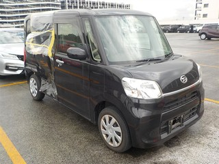 Import and buy DAIHATSU TANTO 2016 from Japan to Nairobi, Kenya