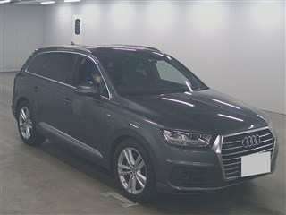 Import and buy AUDI Q7 2017 from Japan to Nairobi, Kenya