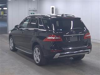 Import and buy MERCEDES BENZ M CLASS 2014 from Japan to Nairobi, Kenya
