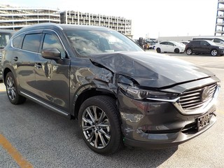 Import and buy MAZDA CX-8 2019 from Japan to Nairobi, Kenya