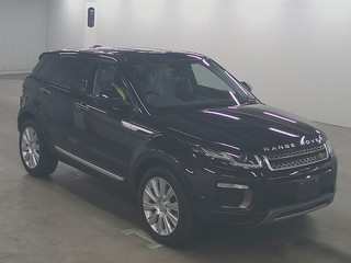 Import and buy LAND ROVER RANGE ROVER EVOQUE 2016 from Japan to Nairobi, Kenya