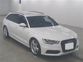 Import and buy AUDI A6 AVANTE 2013 from Japan to Nairobi, Kenya