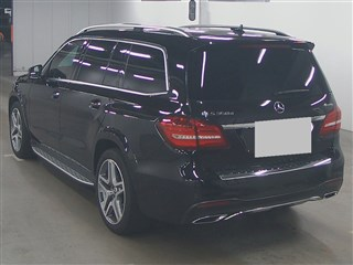 Import and buy MERCEDES BENZ GL CLASS 2017 from Japan to Nairobi, Kenya