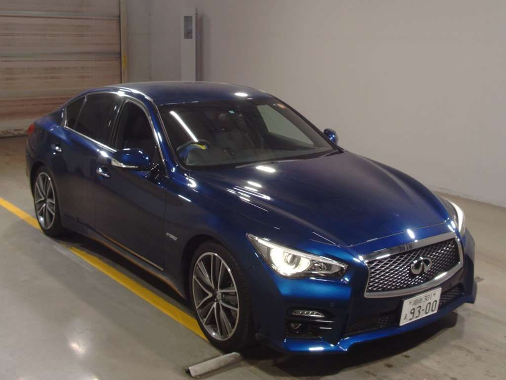 Buy Import Nissan Skyline 2016 To Kenya From Japan Auction