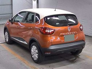 Import and buy RENAULT CAPTUR 2017 from Japan to Nairobi, Kenya