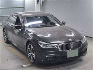 Import and buy BMW 7 SERIES 2015 from Japan to Nairobi, Kenya