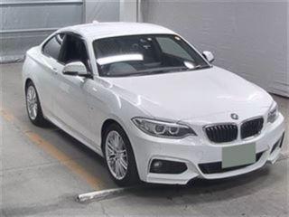 Import and buy BMW 2 SERIES 2014 from Japan to Nairobi, Kenya