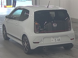 Import and buy VOLKSWAGEN UP 2018 from Japan to Nairobi, Kenya