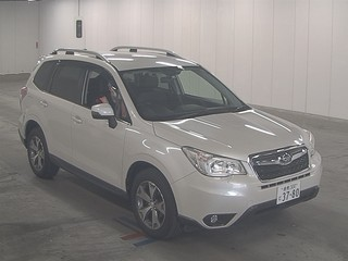 Import and buy SUBARU FORESTER 2014 from Japan to Nairobi, Kenya