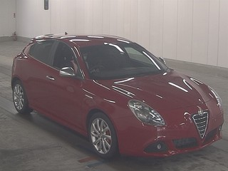 Import and buy ALFAROMEO GIULIETTA 2013 from Japan to Nairobi, Kenya