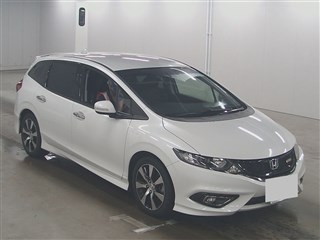 Import and buy HONDA JADE 2017 from Japan to Nairobi, Kenya