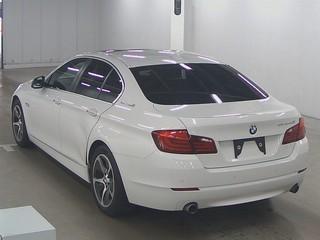 Import and buy BMW 5 SERIES 2013 from Japan to Nairobi, Kenya
