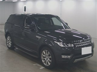 Import and buy LAND ROVER RANGE ROVER SPORT 2015 from Japan to Nairobi, Kenya
