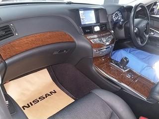 Import and buy NISSAN FUGA 2015 from Japan to Nairobi, Kenya
