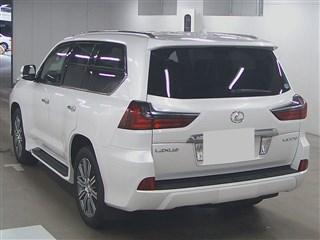 Import and buy LEXUS LX 2015 from Japan to Nairobi, Kenya
