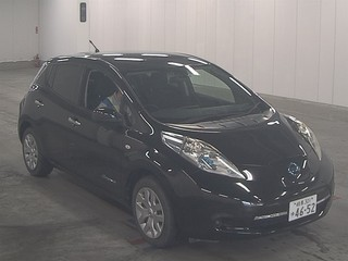 Import and buy NISSAN LEAF 2013 from Japan to Nairobi, Kenya
