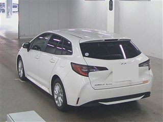 Import and buy TOYOTA COROLLA TOURING WAGON 2019 from Japan to Nairobi, Kenya