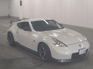 Import and buy NISSAN FAIRLADYZ 2014 from Japan to Nairobi, Kenya