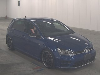Import and buy VOLKSWAGEN GOLF R 2015 from Japan to Nairobi, Kenya