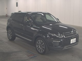 Import and buy LAND ROVER RANGE ROVER EVOQUE 2018 from Japan to Nairobi, Kenya